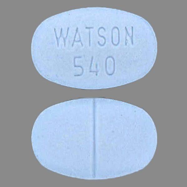 Hydrocodone (WATSON 540)