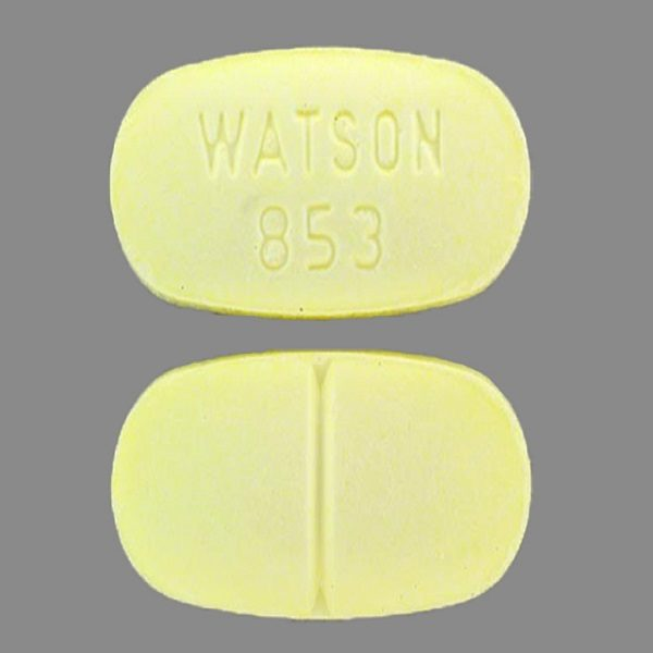 Hydrocodone (WATSON 853)