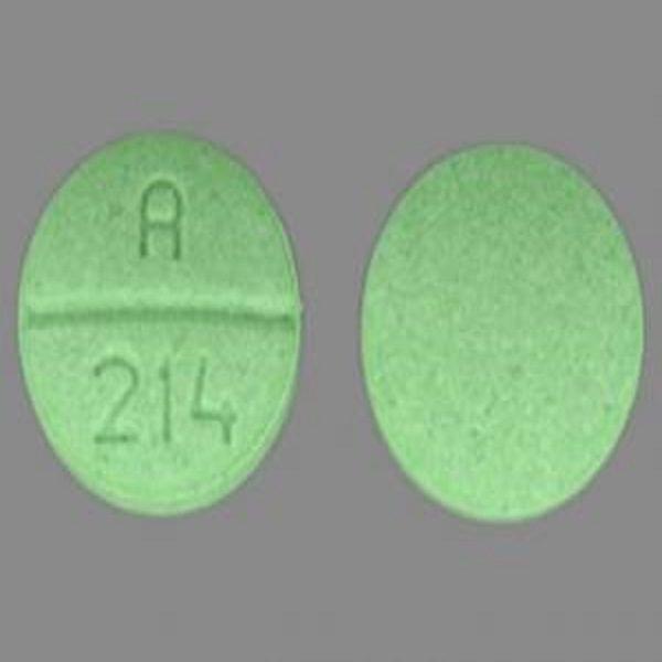 Oxycodone A 214