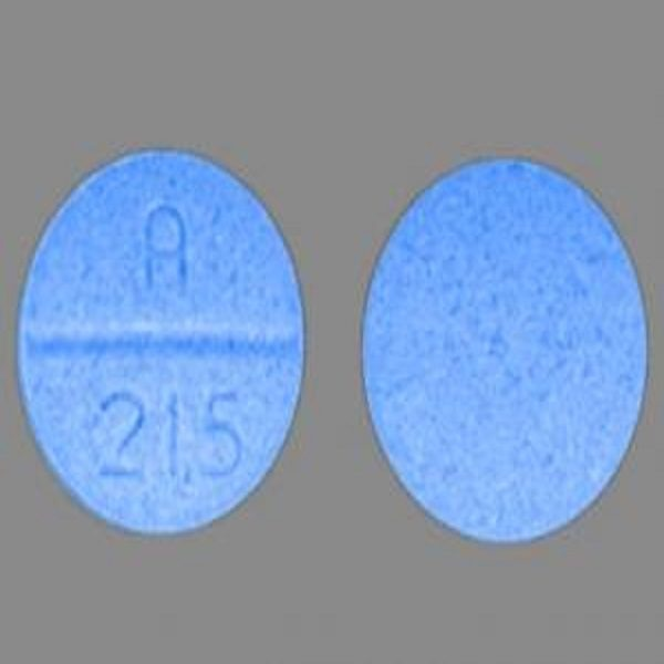 Oxycodone A 215