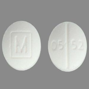 Oxycodone M 05 52
