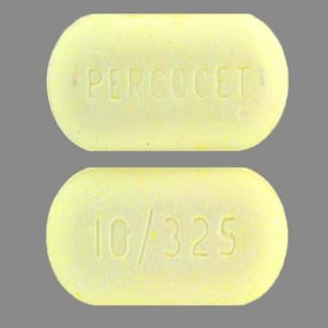 Percocet 10mg