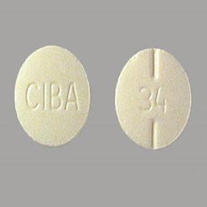 Ritalin 20 mg