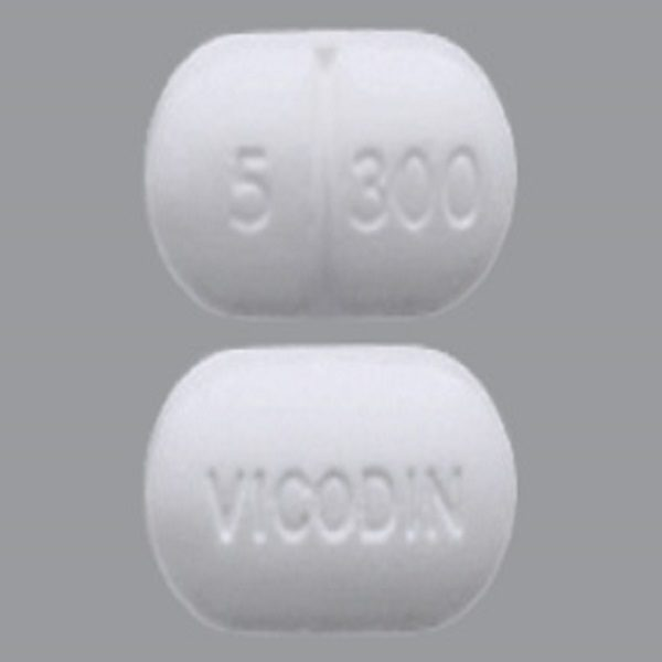 Vicodin 300 mg