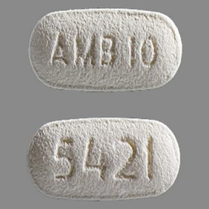 Ambien 10 mg